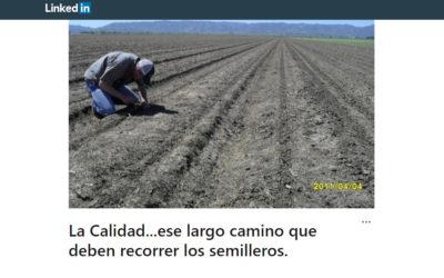 «La Calidad», por el Ing. Agr. y Consultor Alberto Kabat