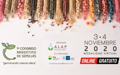 «Primer Congreso Argentino de Semillas»